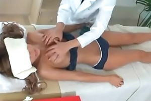 hot big breast japanese babe massage till orgasm then fucked