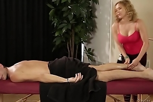 Ex trainer masseuse Krissy Lynn