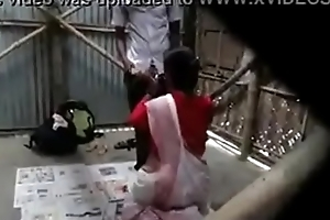 indian instructor fucked by student outdoor
