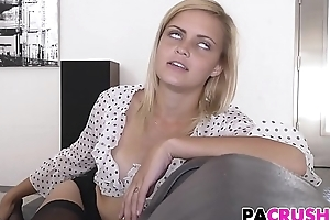 Lewd Madison Hart Gets Drilled By Stepdad