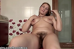 pawg blonde hairy solo III
