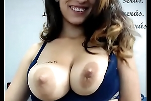 Hot milf chats with tits