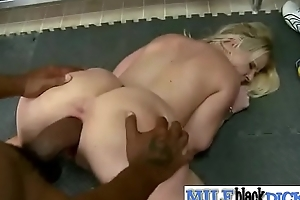 (anita blue) Hot Sluty Milf Ride Hardcore A Black Monster Cock clip-04