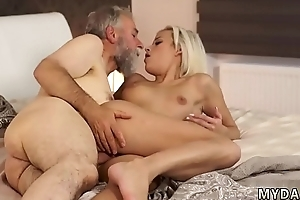 Old guy young and hairy daddy xxx Surprise your girlcomrade and she