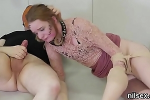Slutty sweetie was brought in anal hole assylum for painful treatment