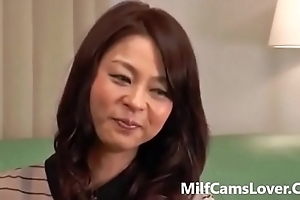 Asian Milf Acquires Fucked By A Stranger
