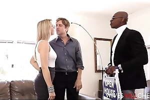 Hot Blonde Wife Zoey Monroe Caught Cheating With Outrageous Guy Cuckold