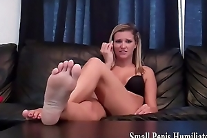 You have the paramount pathetic cock ever SPH