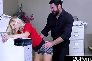 Sexy Ass Business Woman Ashley Fires Needs Big &amp_ Stiff Cock Thither Set Her Straight
