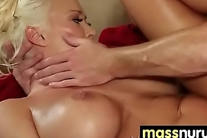 slippery massage with happy end 10