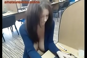Flashing in library webcam heavy boobs exhibitionist 3-amateurexhibs.online