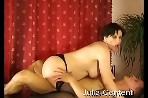 Pregnant wife in fucking-fever
